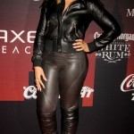 Ashanti's Super Bowl Weekend Appearances In NYC