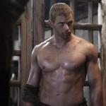 Kellan Lutz Bares His Beefy Chest & BiCeps In The March 2014 Issue Of Mens Health UK Magazine