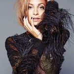 Nicole Richie Stuns On The February Cover Of Marie Claire Magazine (Full Spread)