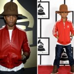 Toddlewood Recreates The 2014 Grammy Red Carpet Looks For Pharrell, Miguel, Katy Perry, Madonna, Robin Thicke & John Legend